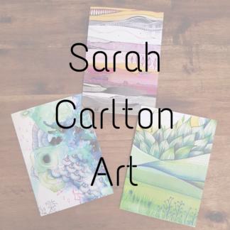 Sarah Carlton Art