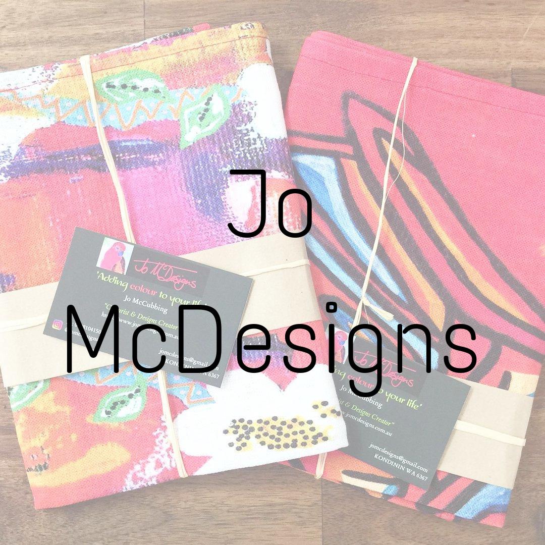 Jo McCubbing
